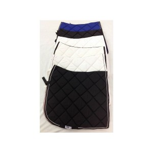 Numnahs equisquare dressage quilted and piped-1038