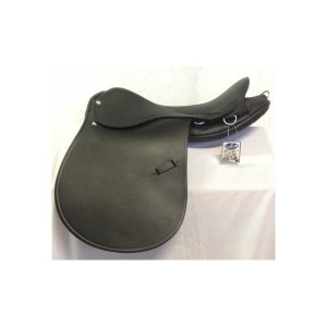 Saddle seam seat unfitted-1070