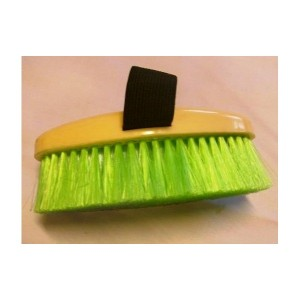 Brush Body Medium Plastic Bright Col.-168