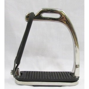 Stirrup Safety Irons Peacock SS-204
