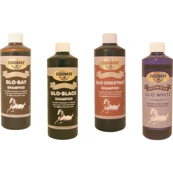 Shampoo Equinade Glo Chestnut 500ml-237