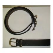 Belts Leather Economy Black-278