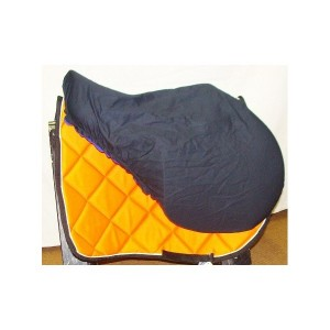 Saddle cover cotton elasticated -302