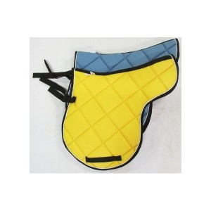 Numnahs G.P. Equishape quilted and piped pony-412
