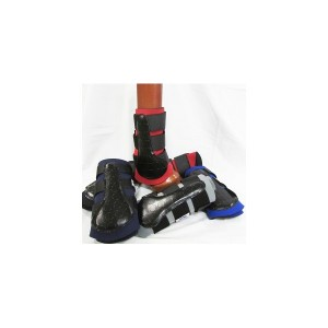 Brushing Boots Neoprene Front-936