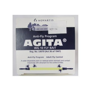 Agita paint on 50g-749