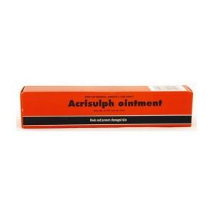 Acrisulph ointment 50g-840