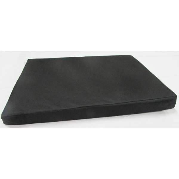 Dog bed black nylon fabric-949